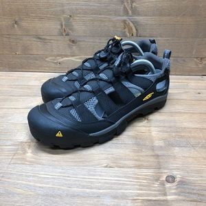48dbf1faee2f6f Keen Men s Commuter 4 Cycling Sandle Black Size 11